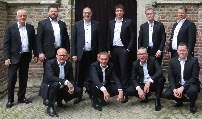 Elspeets Mannen Ensemble.