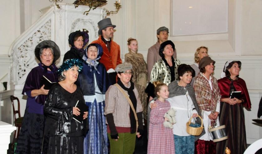 Diff'rent Voices brengt een Christmas Carol in de Trinitatiskapel (Foto: PR)