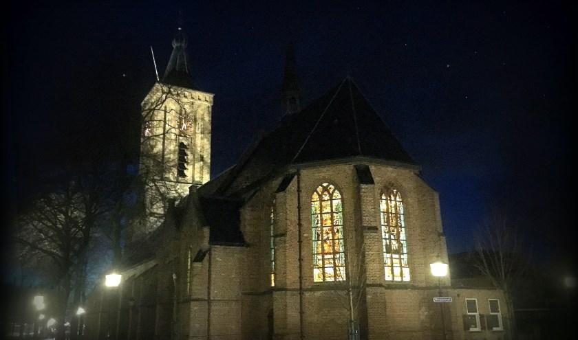 Grote Kerk te Scherpenzeel.