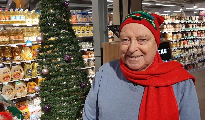 Rudie van Ee in kerststemming