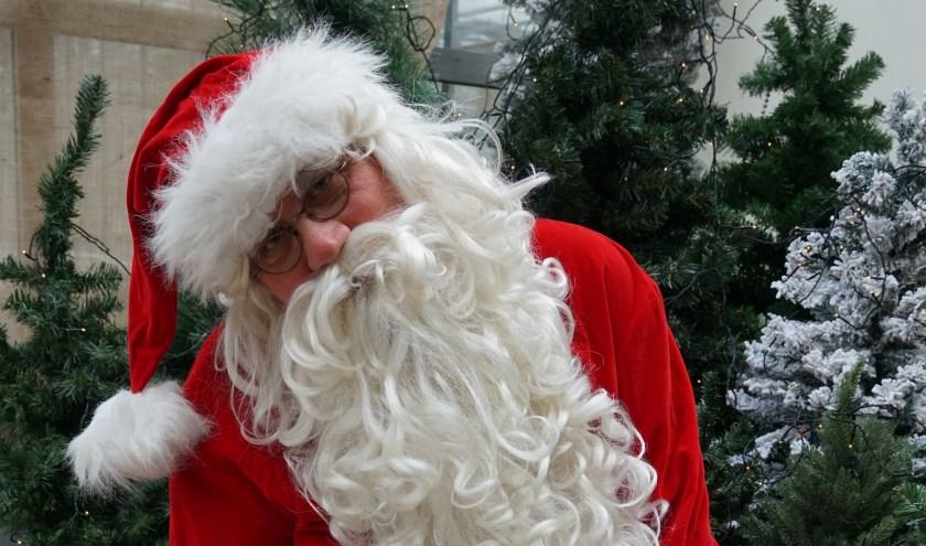 De Kerstman.