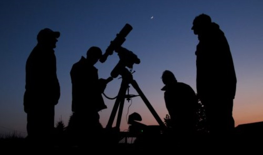 Leer alles over sterren bij het IVN. Foto: Jan Koeman.