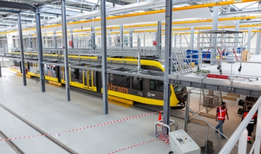 De tramremise in Nieuwegein maakt een enorm verschil voor het openbaar vervoer in de provincie.