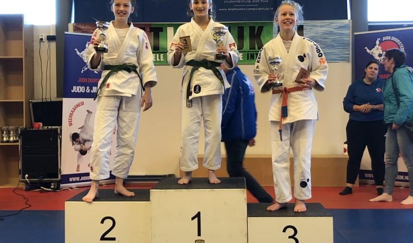 Aimee de Bloeme kampioen in Wijk bij Duurstede