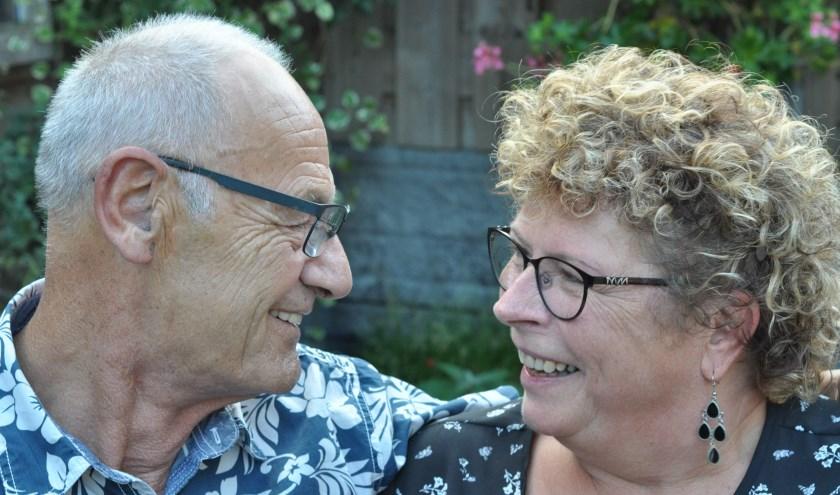 Jan vond de liefde tijdens een singlecafé in Holten