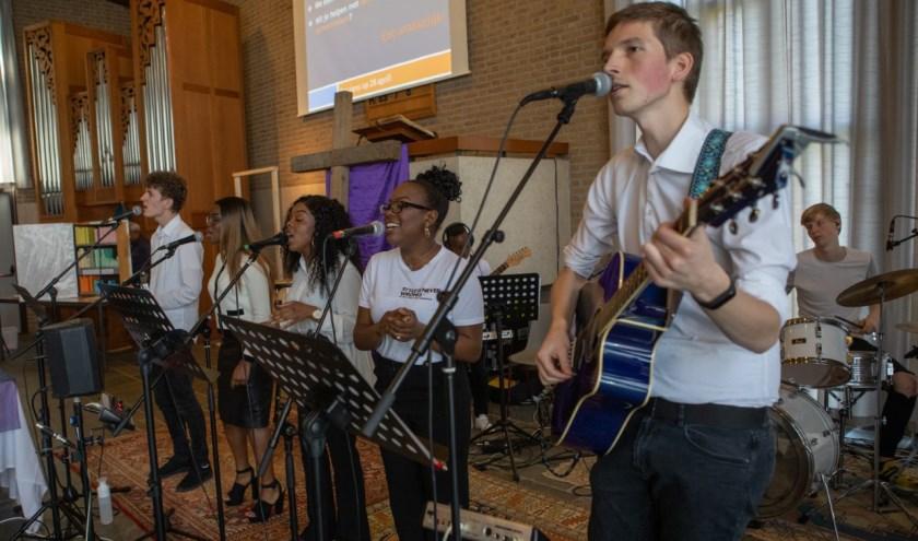 ICF Veenendaal wil jongeren uit verschillende culturen dichter bij elkaar en bij God brengen. (Foto: ICF)
