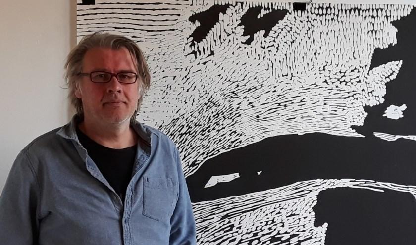 Casper ter Heerdt, sinds januari 2019 voorzitter van De Nieuwe Gang.