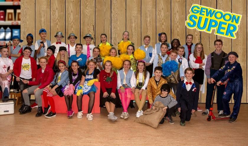 Op woensdag 18 en donderdag 19 zullen de kids hun vele repetities in de praktijk brengen.