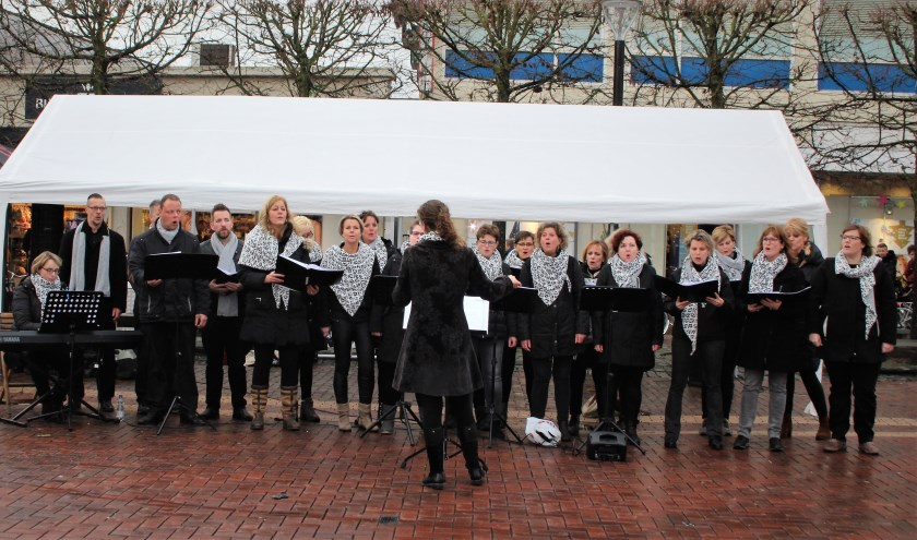 Het koor Cantibilé uit Mariaparochie won vorig jaar het Kerstkorenfestival