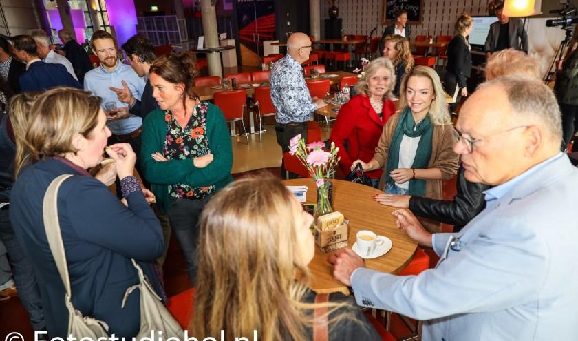 Open Coffee Drechtsteden: een prima plek voor netwerken (fotostudio Peter Hol)