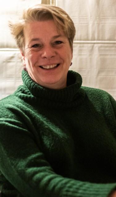 """Petra Lauwers: """"Als organisatie willen we er zijn voor alle lagen van de bevolking."""" Foto: Igor Kant"""
