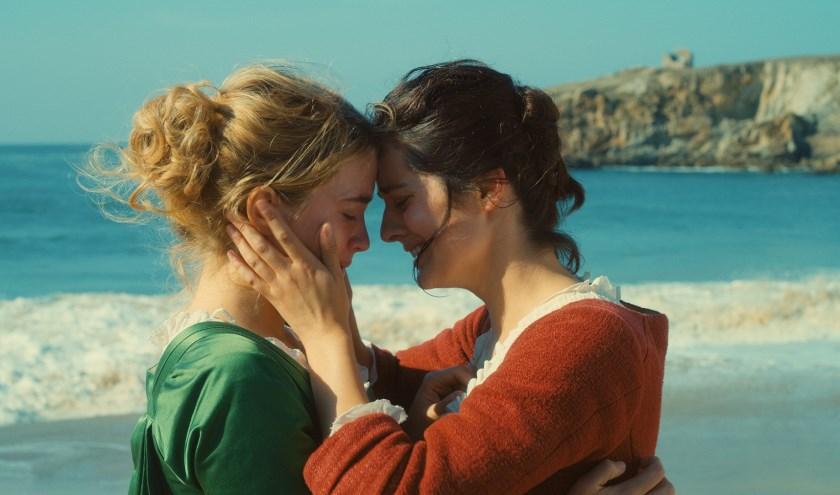 Zaterdagavond 8 december is Portrait De La Jeune Fille En Feu te zien bij het filmhuis