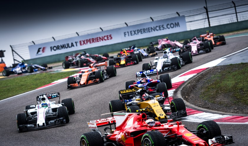 Win een VIP-arrangement voor de Formule1 op Zandvoort.