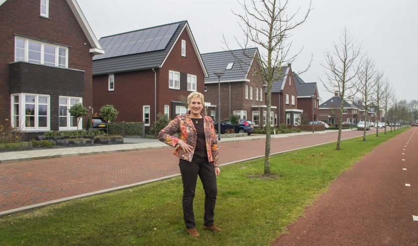 """Rita Ekkelenkamp: """"Wij als VVD zijn ontzettend blij met u. De VVD luistert graag naar uw inbreng."""""""