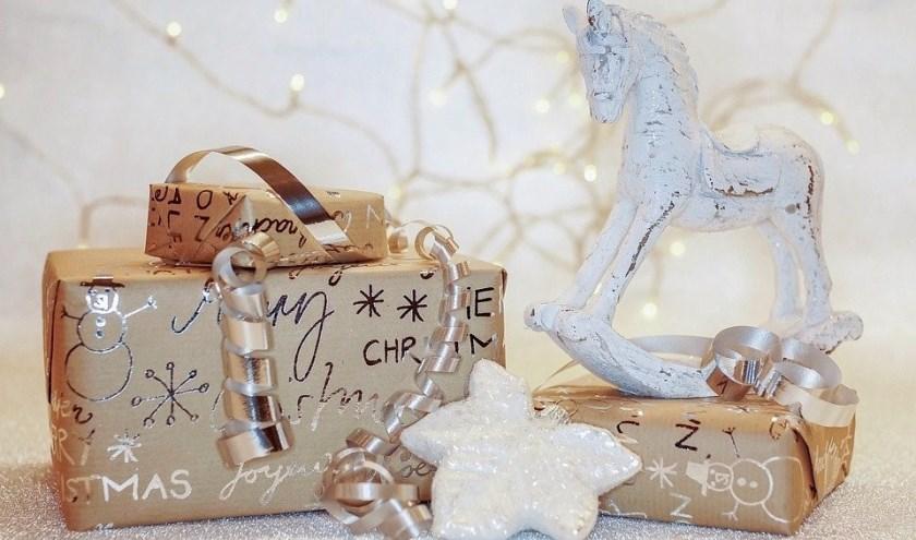 Wat zou er in dit cadeautje zitten?