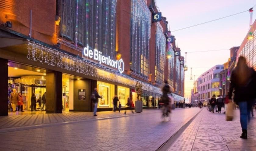 De Grote Marktstraat is het kloppend hart van de Haagse binnenstad.