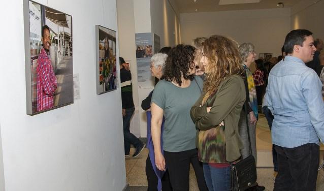 Opening tentoonstelling Nieuwe Vlaardingers. Foto: Sjaak van 't Wout © DPG Media