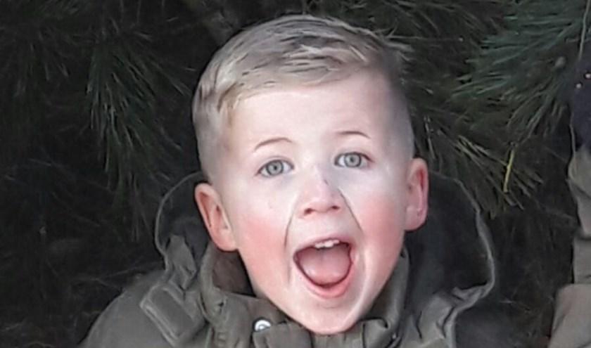 Sem Schep uit Loon op Zand is de Jarige van de Week. Dinsdag 12 februari viert hij zijn zesde verjaardag.