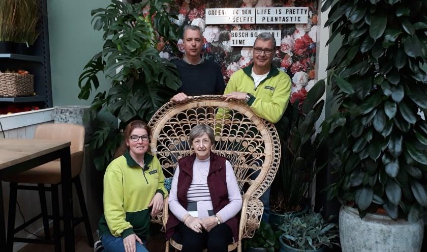 p 13 maart aanstaande wordt het 60-jarige jubileum gevierd bij GroenRijk op Graafseweg 244 met het thema: 'Bij Annie op de koffie!'. Foto: Ad Pijnenburg