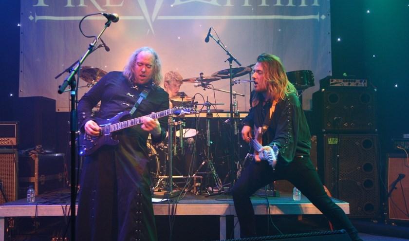 De Middelburgse symfonische metal band Fire Within gaat in Los Angeles een EP. FOTO: PR FIRE WITHIN