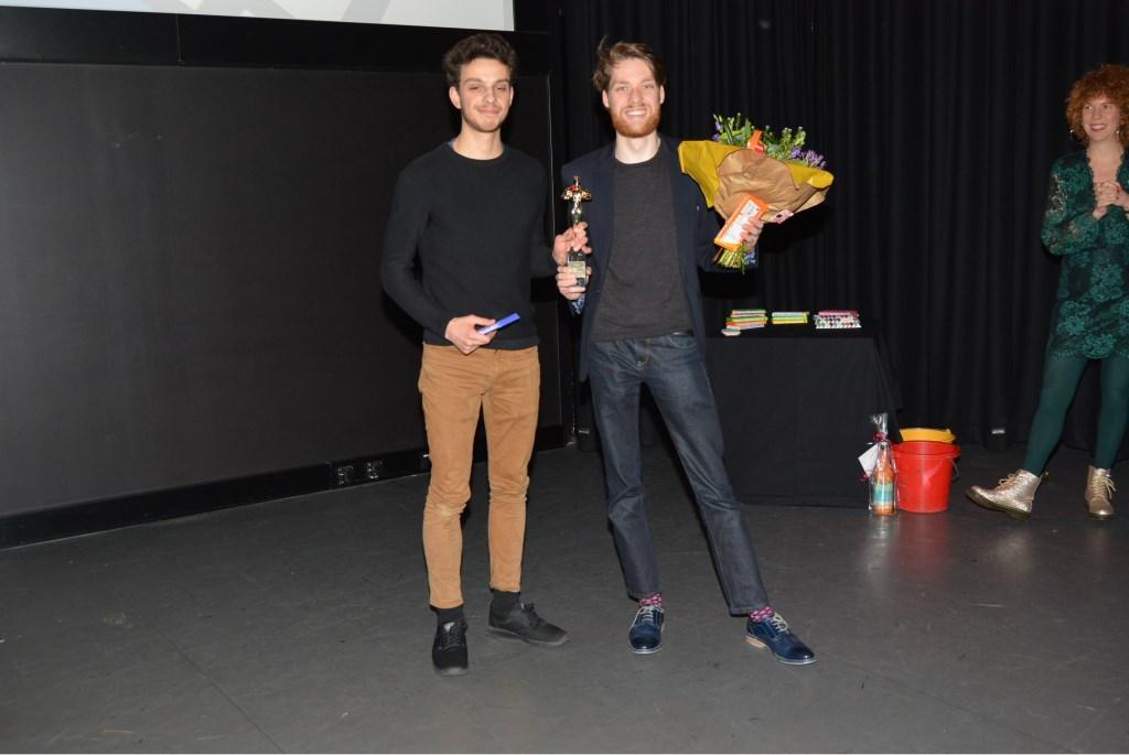 De winnaars in de categorie 18+.   © DPG Media