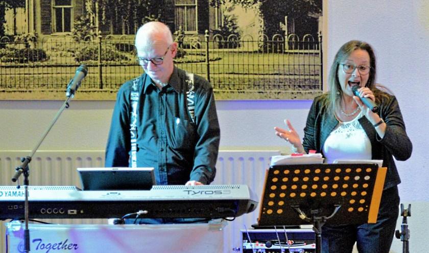 Together treedt zondag 3 februari op in het Spijk in Eefde.