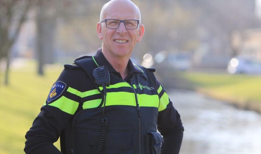 Wijkagent Klaas Blokland