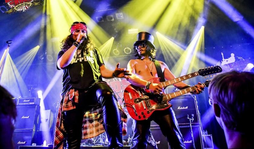 Slash N' Roses