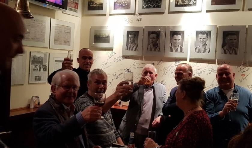 Het was weer gezellig druk op de activiteitenavond van R.V.&A.V. Sparta