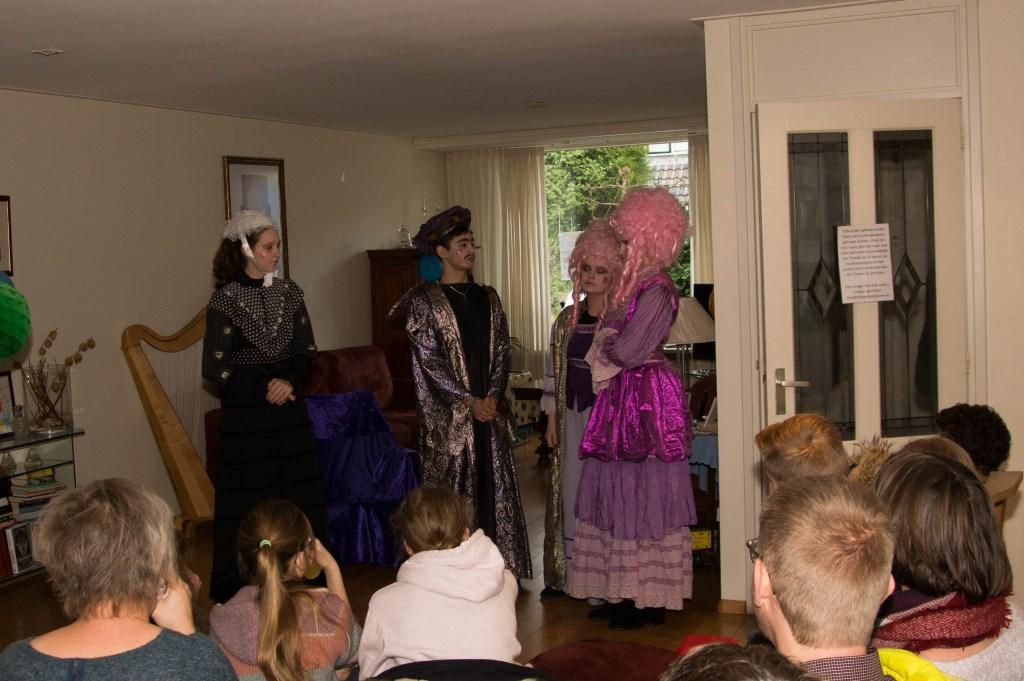 Familievoorstelling De Nieuwe Prins. Foto: Geurt Roseboom © DPG Media