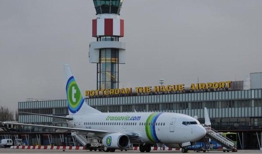 Rotterdam The Hague Airport wil graag uitbreiden.