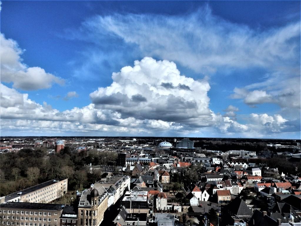 Wolkenformatie's Foto: Paul Hermans © DPG Media