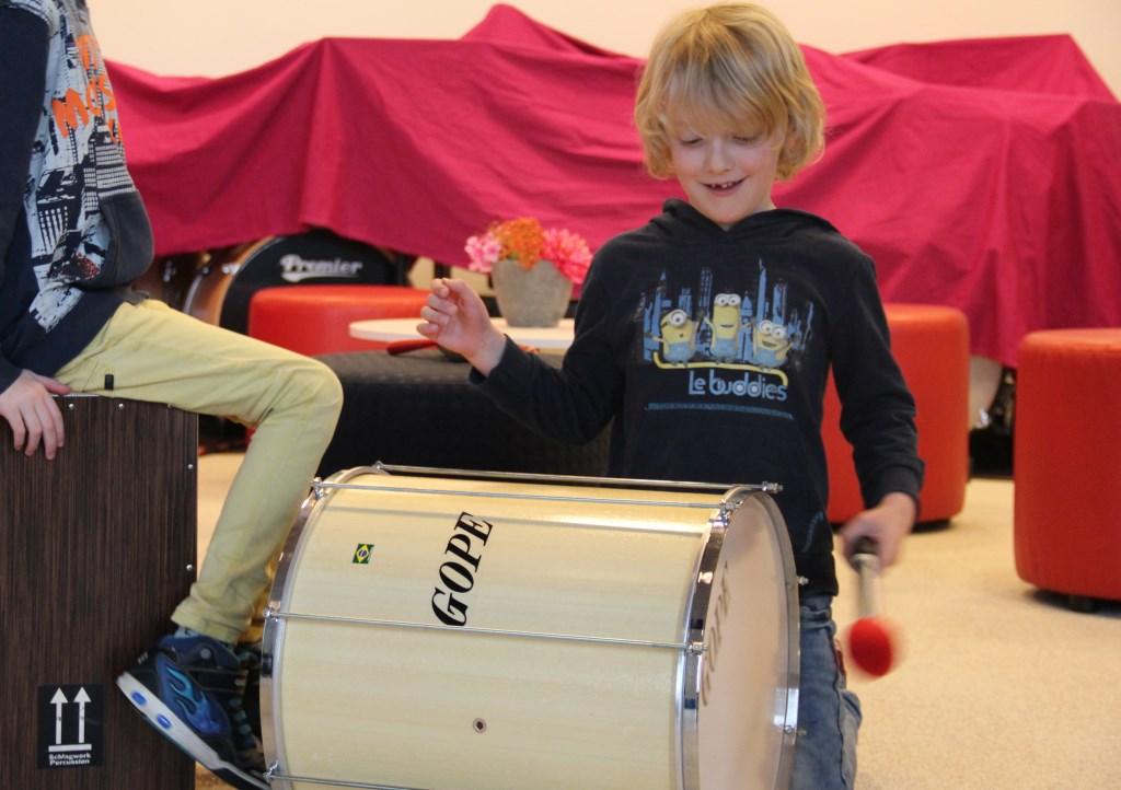 Music lab in De Muzen.  © DPG Media