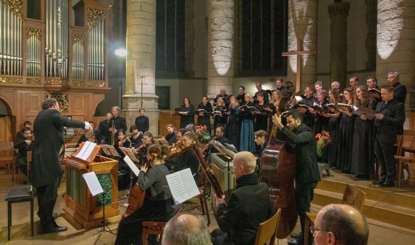 Dutch Baroque legt zich toe op muziek uit de 17e en 18e eeuw.