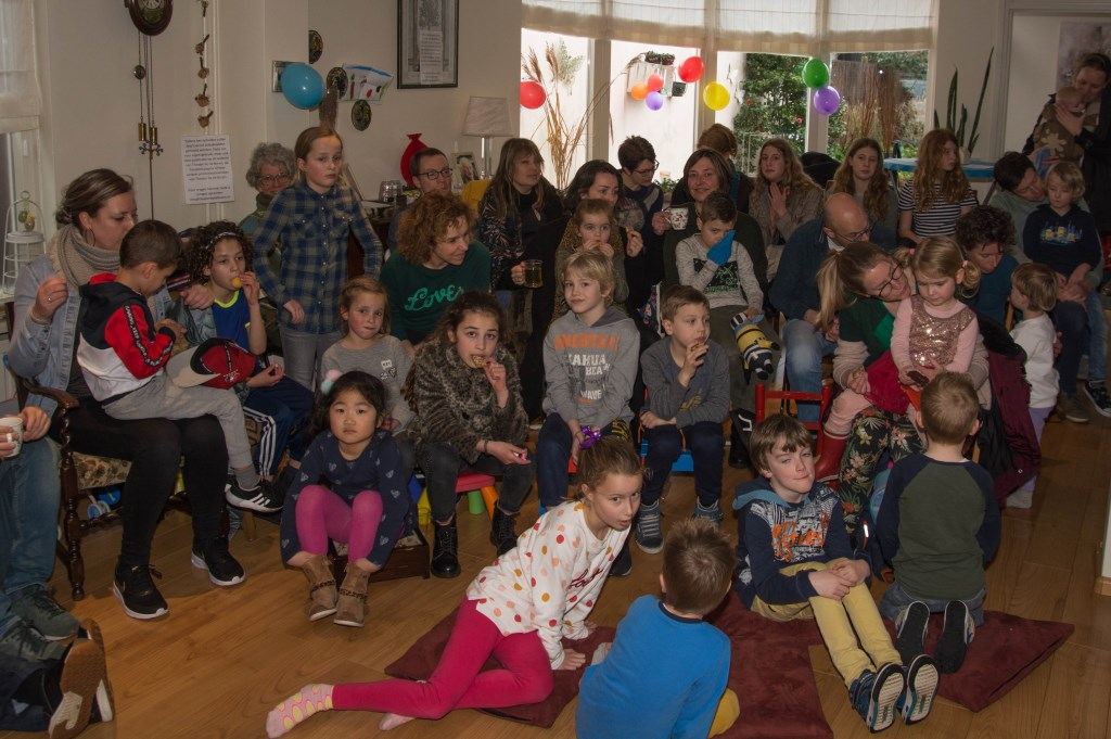 Publiek bij De Nieuwe Prins. Foto: Geurt Roseboom © DPG Media