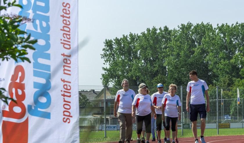 Samen wandelen voor een betere gezondheid