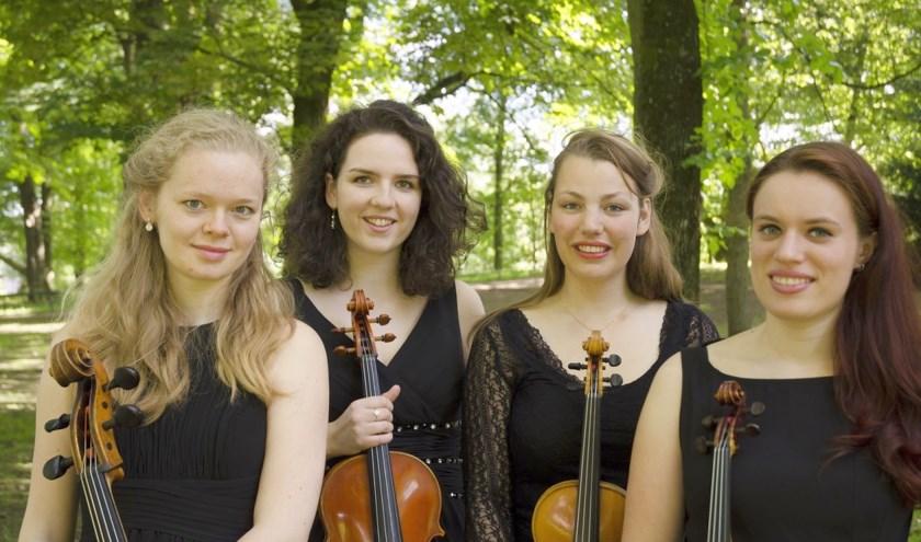 Het Nederlandsetalentvolle Dostojevski Kwartet komt donderdag 7 maart naar Hof 88 in Almelo.