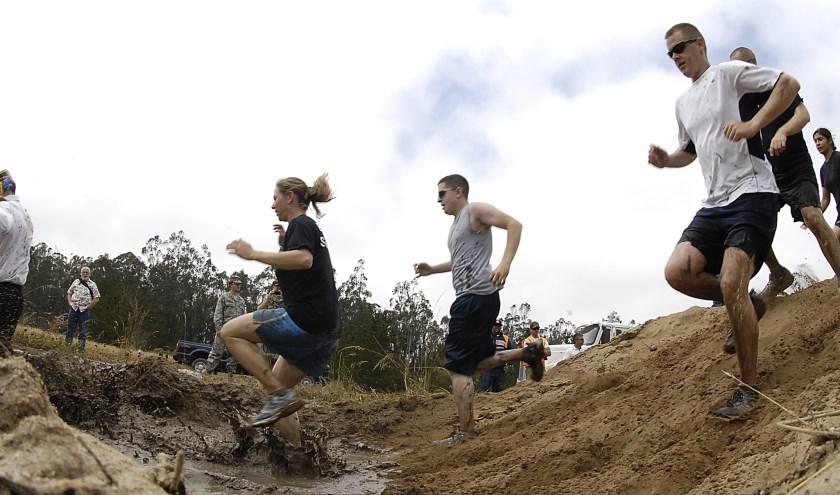 Op27 april is de tweede editie van de Obstacle Run 4 Others. FOTO: PR