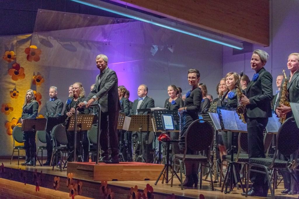 Ons Genoegen viert start lente met voorjaarsconcert Foto: Gerard-Jan Gerritsen © DPG Media