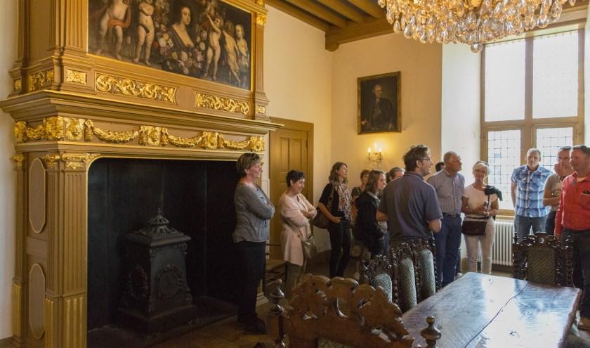 Tot en met zondag 14 april worden er rondleidingen gegeven door Ammersoyen en kom je meer te weten over geschiedenis van het kasteel en de vroegere bewoners.