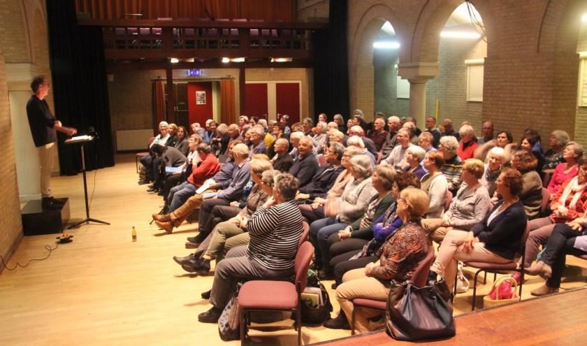 Het enthousiasme bij de leden van Toonkunst is groot, tijdens de wekelijkse repetities zijn bijna alle leden steevast van de partij in de Kapelzaal van Hof 88