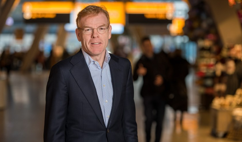 Joost Meijs, algemeen directeur Eindhoven Airport, start per 1 september 2019 voor de Schiphol Groep als CEO bij de Queen Beatrix International Airport op Aruba. FOTO: Christ Clijsen.