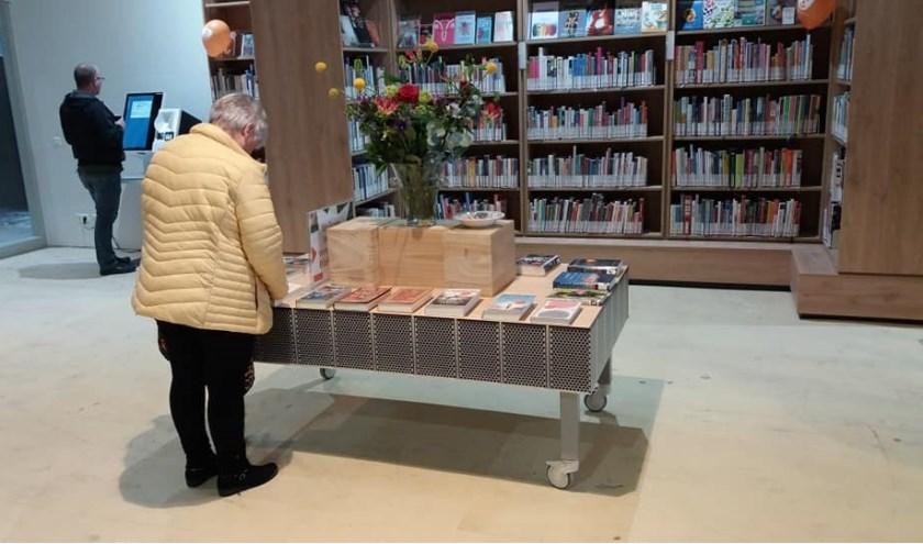 Vanaf maandag 15 april is de Zevenaarse bibliotheek gevestigd in HAL12 aan de Kerkstraat in Zevenaar. (foto: PR)