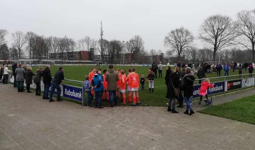 Deelnemende teams