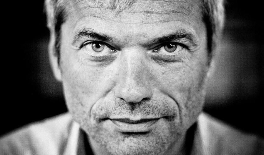 Jan Leyers won de prijs voor zijn boek Allah in Europa. foto: Jef Boes