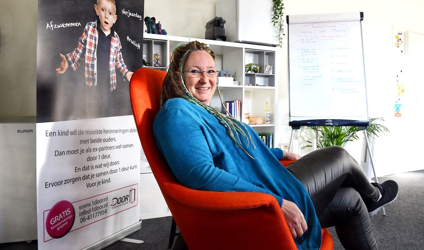 Ondernemer van de week: Renata Vermeulen. (foto: Roel Kleinpenning)
