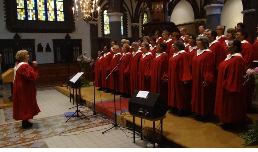The Inspirational Community Gospel Choir uit Tilburg is op 1e Paasdag te gast in de Kerk aan de Haven in Waalwijk.
