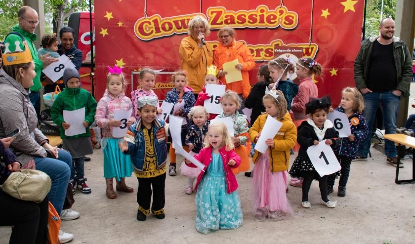 Geen prinsessenwedstrijd dit jaar. Foto: Oranjestichting Zoetermeer