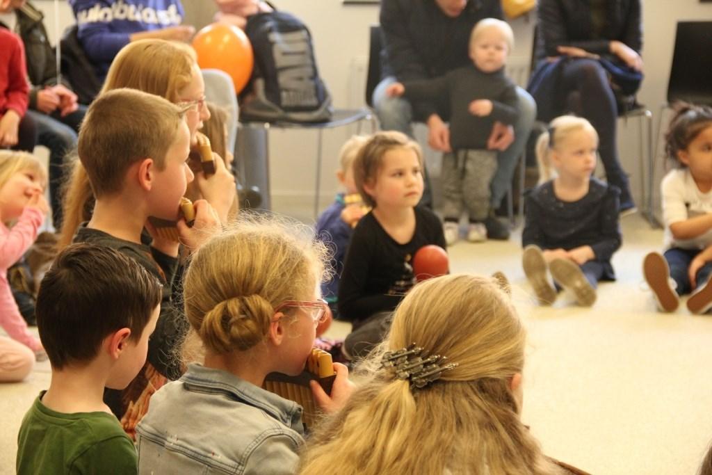 Open Dag 2019 Foto: Muziekschool de Muzen © DPG Media