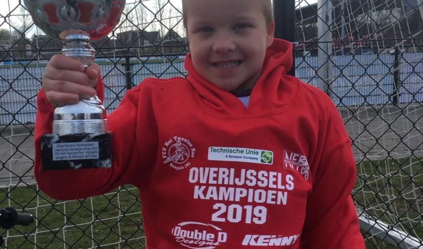 Ruben Lodder Overrijssels Kampioen 2019